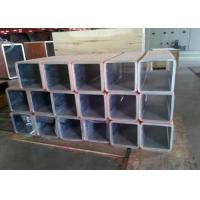 Quality 70-150mm square copper mould tube for continuous casting machine for sale