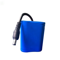 Quality 6.4V 3Ah CC CV 26650 Rechargeable Battery Pack For Electric Tools for sale