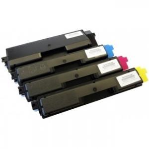 Buy Cyan Color TK590 Kyocera Toner Cartridge For Kyocera FS-C2026 / C2126 at wholesale prices