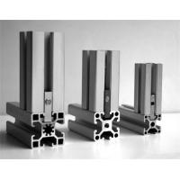 Quality Non - Magnetic Aluminum Alloy Extrusion Profiles Silver Color With OEM Services for sale