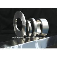 Quality Customized Stainless Steel Strip Roll 201 Thickness 0.05 - 2.0mm Sample Free for sale