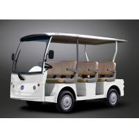 China EQ8081 48V 3KW 8 seats sightseeing bus/tourist car made by Dongfeng on sale