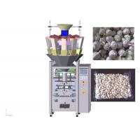 Quality Stand UP Pouch Packaging Machine 100 - 4000ml Weight Range Metal Color Optional for sale