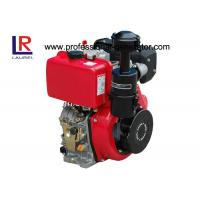 China Strong Power Air Cooled 14HP Diesel Engine with Pressure Splashed Vertical 4 - stroke on sale