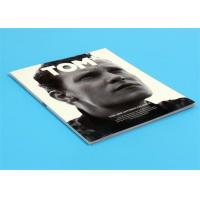 Quality A4 Magazine Printing Services CMYK Color  Magazine Printing , Fashion Magazine for sale