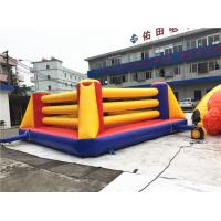 Quality Inflatable Boxing Ring Games for sale