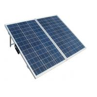 Quality 180w Folding Solar Panels Caravan Portable Solar Panels Blue Cell Color for sale