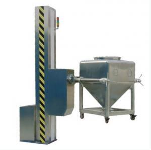 Quality Stainless Steel Pharmaceutical Mixing Equipment Bin Lifter For Post Bin Blender HTD Series for sale
