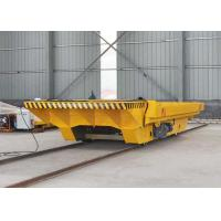 Buy cheap Mobile Cable High Frequency Industrial Rail Trolley for warehouse handling from wholesalers