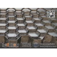 Quality Stainless Steel Hex metal 321S.S 19mm Height X 1.85mm Thickness | China Hexmetal Factory for sale