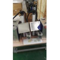 Quality Portable Laser Cutting Machine For Electrical Appliance / Plastic Keypad for sale