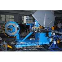 Quality Air Spiral Tube Forming Machine , 1.5 Meter Diameter Spiral Duct Machine for sale