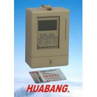 China DDSY866 Single Phase Prepaid Meter on sale