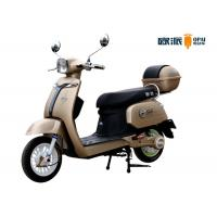 Elegant Headlight Ladies Electric Scooter With One E - Scooter Two Version -