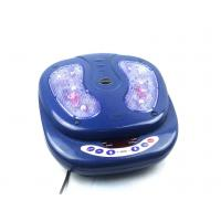 Quality Far infrared blood circulation vibrating foot massage machine for sale