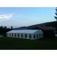 Quality Spacious Outdoor European Style Event Tent , Clearspan Structrue Banquet Canopies for sale