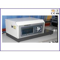 China Automatic Mass Flow Temperature Limited Oxygen Index Tester Simple / Compact Design on sale