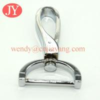 Buy cheap jiayang swivel 25mm inner width silver metal purse lobster clasps from wholesalers