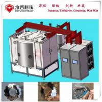 Quality Deposition Magnetron Sputtering Vacuum Coating Machine Metal Decoration for sale