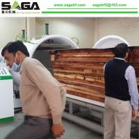 Quality Full-auto Radio Frequency Vacuum Wood Drying Machine Sales From SAGA Machinery for sale