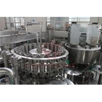 China Turn Key Project Plastic Bottle Filling Machine Conmplete Beverage Packing Line on sale