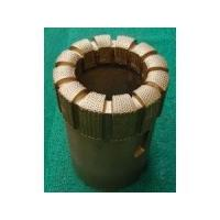 Buy cheap Surface Set Diamond Core Drill Bit For Wire Line Core Drilling DCDMA Standard from wholesalers