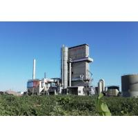 Buy Little Emission Full Green Type Asphalt Processing Plant , Asphalt Mixer Plant With Filler Tank at wholesale prices