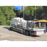 Buy 100% Raw Material Utilization Asphalt Paving Equipment , 2 - 3cm Layered Milling Road Surfacing Equipment at wholesale prices
