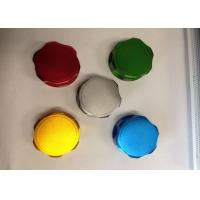Buy cheap Go Kart Magnetic cap Alu 6061 / anodized  go kart racing accessories Magnet aluminum cap from wholesalers