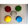 Buy cheap Go Kart Magnetic cap Alu 6061 / anodized  go kart racing accessories Magnet aluminum cap from wholesalers