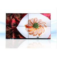 Buy cheap 50 Inch Full Screen Led Wall Display Seamless 4K Lcd Video Wall Indoor Use from wholesalers