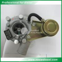 Quality TD06H-14G-10  49178-03123  Turbocharger for Mitsubishi 4D34 engine for sale