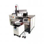Quality Micro Fiber Laser Welding Machine , Battery / Laser Beam Welding Machine / Stainless Steel Laser Welding Machine for sale
