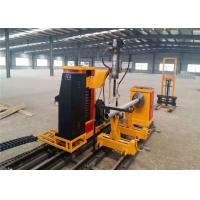 Quality 25kw Cnc Pipe Flame Cutting intersection cutting high speed steel pipe cutting machine for sale