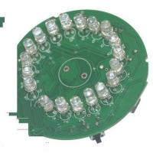 Quality Gold Plating LED Light PCB Board Kingbrite Samsung Lm561c Strip Led 8051 for sale