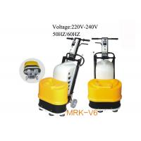 China 220V Double Discs Marble Stone Floor Polisher For Granite / Concrete on sale