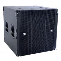 Quality 18 Inch PA Outdoor subwoofer Speaker System for sale
