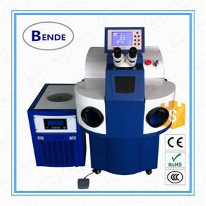 China Laser welding machine jewelery chain making machine on sale