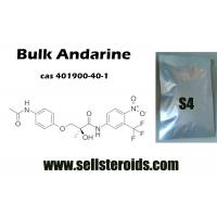 Quality Anabolic Bulking Cycle Steroids Andarine S4 CAS 401900-40-1 for Bodybuilding for sale