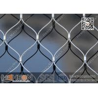 Buy cheap 316L Stainless Steel Wire Rope Mesh | China Factory Direct Sales from wholesalers