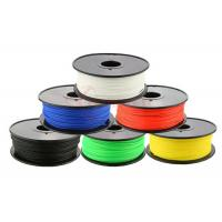 Quality High Strength 3D Printer ABS Filament, 3D Printing Material ROHS Approval for sale