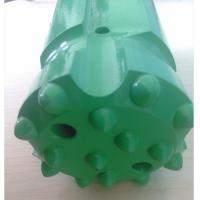 Buy R32 R38 Rock Drill Thread Retrac Button Bit For Mining Rock Drill Machinery , Green Color at wholesale prices