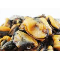 Quality Mussel Dried Seafood Low Fat Under -18 Degree C Life Brc Certification for sale