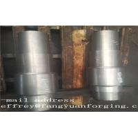 Quality OEM Stainless Steel 304 316 F51 F421 Forged Shaft / Forged Round Bar for sale