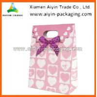 Quality Gift Paper Fashion Paper Bag Carrier Bag Paper Bag for sale
