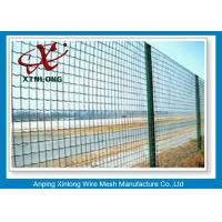 Buy Garden Wire Fencing Green Color , Wire Security Fencing For Prison at wholesale prices
