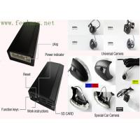 Buy 5 inches 800 * 480 resolution 360 Degree Car Camera System with spy camera for car at wholesale prices