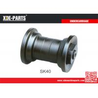 Quality Kobelco MINI Excavator Parts SK04-2 SK07 Bottom Roller SK04 SK07 SK09 SK12 SK14 SK40 SK60 SK75 SK100 SK115 Track Roller for sale