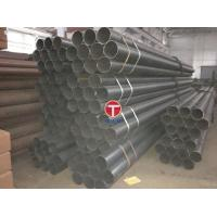 Quality Q345A Q345B GB/T3091 ERW Welded Steel Pipes For Low Pressure Liquid Delivery for sale