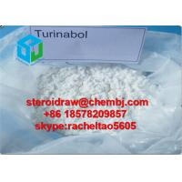 Quality CAS ID 2446-23-3 Oral Turinabol Testosterone Steroids for bodybuilding Supplements for sale